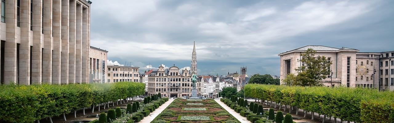 브뤼주(브뤼헤) (Bruges 또는 Brugge)/ 브뤼셀(Bruxelles)
