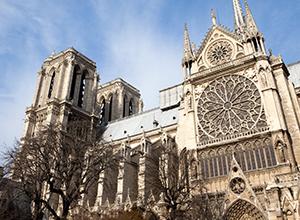노트르담 성당(Cathédrale Notre - Dame)