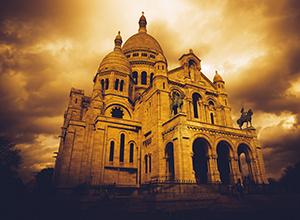 몽마르트르와 성심성당 (Basilique Sacré-coeur)